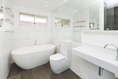 Service Add a Bathroom/Convert a Bedroom Sydney Bathroom